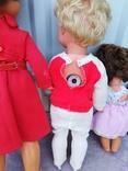 4 куклы одним лотом, фото №4