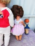 4 куклы одним лотом, фото №5