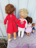 4 куклы одним лотом, фото №9