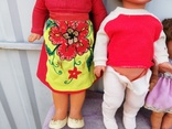 4 куклы одним лотом, фото №12