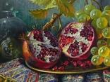 """""""Десерт"""" х.м. 40х80 см., Новиков Ю., фото №3"""