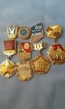 Знаки СССР 8 шт. одним лотом, фото №2