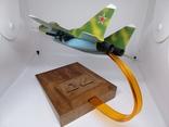 Модель реактивного самолёта. Кабинетная модель. СССР., фото №5