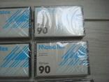 Кассеты запечатанные Manatex 10 шт, фото №4