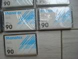 Кассеты запечатанные Manatex 10 шт, фото №5