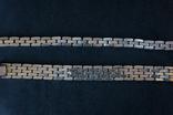 Колье и браслет Серебро 925. 77 грамм, фото №6