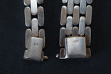 Колье и браслет Серебро 925. 77 грамм, фото №9