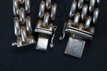 Колье и браслет Серебро 925. 77 грамм, фото №10