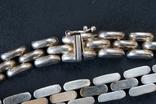 Колье и браслет Серебро 925. 77 грамм, фото №11
