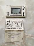 Электронная игра Электроника СССР с документами, фото №2