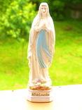 "Статуэтка ""Дева Мария"" Италия - фарфор - Lady of Lourdes - 30 см"