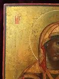 Богородица из Деисусного чина, фото №3
