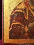 Богородица из Деисусного чина, фото №4