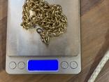 Цепочка с англии 25 грамм, фото №5