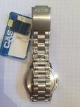 Лот 0051 Новые часы унисекс Casio (оригинал) MTP-1215A-7B2DF, фото №3