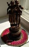 Скульптура «Влюблённая парочка», фото №4