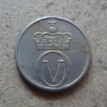 10 эре  1972  Норвегия  (К.28.7)~, фото №3