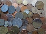 Большая Гора иностранных монет без наших. фото 6