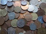 Большая Гора иностранных монет без наших. фото 7