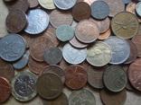 Большая Гора иностранных монет без наших. фото 10