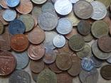 Большая Гора иностранных монет без наших. фото 11
