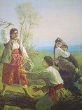 Копия картины., фото №8