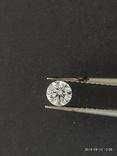 Бриллиант Кр57-0.3-3/3 диаметр 4.35 мм фото 3