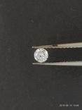 Бриллиант Кр57-0.14-3/3 диаметр 3.4 мм фото 3