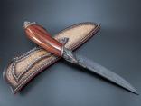 Нож, дамаск., фото №5