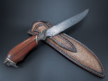 Нож, дамаск., фото №7