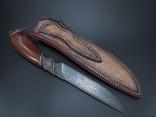 Нож, дамаск., фото №9