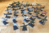 Модели самолётов СССР, 35 шт, фото №2