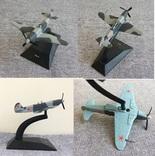 Модели самолётов СССР, 35 шт, фото №4