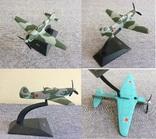 Модели самолётов СССР, 35 шт, фото №5