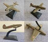 Модели самолётов СССР, 35 шт, фото №8