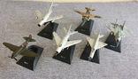 Модели самолётов СССР, 35 шт, фото №10