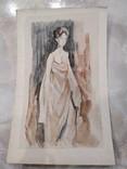 Портрет девушки, фото №3