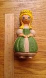 Девочка (копычинская фабрика игрушек), фото №3