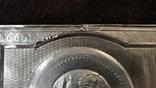 Срібна  Ікона Казанская Божа матір в кіоті, фото №6