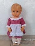 Кукла.40-см.ПР-ВО Германия.клеймо., фото №2