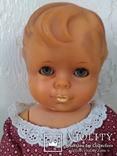 Кукла.40-см.ПР-ВО Германия.клеймо., фото №6