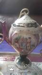 Старинный фарфоровый сервиз Эгоист Старая Вена, фото №8