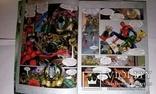 """Журнал-комиксы """"Человек-паук.Герои и злодеи.""""  Marvel. 2011 г., фото №4"""