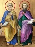Икона Пётра и Павла, фото №4