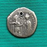 Церемониальный милиарисий Ираклия, фото №2