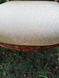 Крісло з красивою різьбою, Європа, фото №10