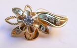 Набор кольцо и серьги.  8,5 грн., фото №3