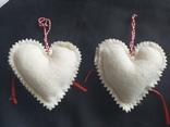Сердца с колокольчиками, фото №3