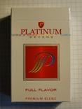 Сигареты PLATINUM FULL FLAVOR фото 2