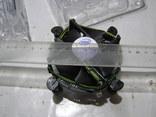 Вентилятор от компа на радиаторе., фото №5